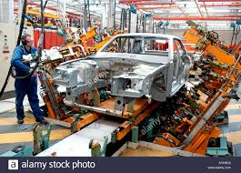 rolls royce factory rolls royce bentley production line at the company factory in