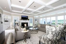 living rooms by natalie weinstein design associates long island