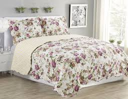 kettle grove california king size quilt 100 cotton quilted