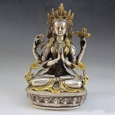 compare prices on silver buddha ornaments shopping buy low