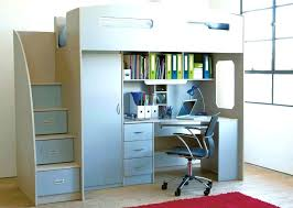 loft bed with desk and stairs loft bed with storage stairs and