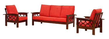 Modern Wood Couch Stylish Home Design Ideas Wooden Sofa Set Models