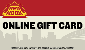 on line gift cards online gift card redhook brewing