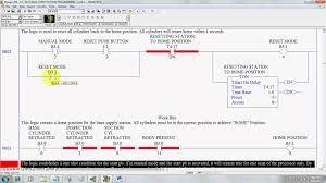 ivy tech northeast plc control 1 auto manual reset youtube