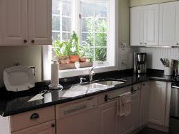 kitchen island incredible kitchen garden window u shaped brick