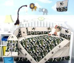 Nursery Curtains Sale Unforgettable Awesome Jungle Crib Bedding Sets For Boys Camo Baby