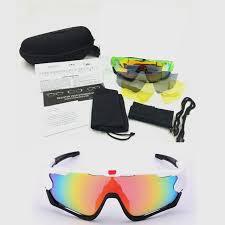 aliexpress jawbreaker brand jawbreaker polarized sunglasses men women goggle 3 lens