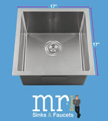 Mr Direct Sinks And Faucets New 3 4 U2033 Radius Bar Sink Debuts