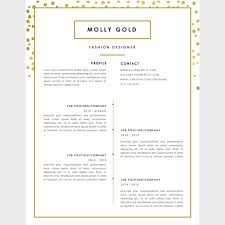 Fashion Design Resume Sample by Resume Template 3 Page Pack Cv Template Cover By Resumegalleria