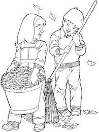fall autumn coloring pages coloring pages pinterest