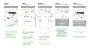 Best Map App 12 Best Wireframe Examples For Android App Mockup Builder Blog