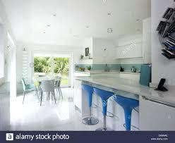 modern kitchen breakfast bar bar stools blue breakfast bar stools photos light blue kitchen