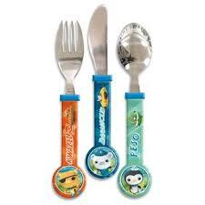 Octonauts Bed Set Octonauts Cutlery Buy At Qd Stores