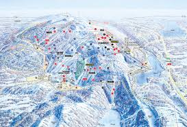 Ski Resorts In Colorado Map by Ruka Piste Map U2013 Free Downloadable Piste Maps