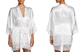 wedding sleepwear wedding bridal robes more bloomingdale s