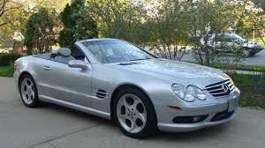 convertible mercedes 2004 2004 mercedes benz sl500 convertible s83 1 kansas city spring 2014
