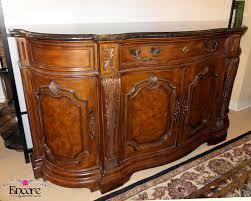 encore furniture gallery drexel heritage marble top buffet