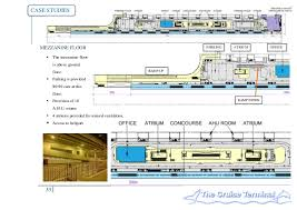Ferry Terminal Floor Plan Cruise Terminal Thesis Research Writing