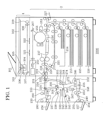 patent us20050232656 image forming system control method