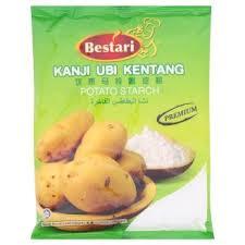 potato starch bestari premium potato starch 350g tesco groceries