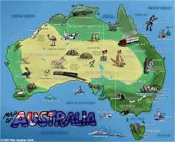 map of austrelia map of australia by freyfox on deviantart