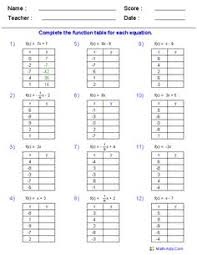 free website to generate math worksheets tons of topics easy