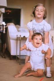 Caroline Kennedy S Children Caroline And John John Kennedy U2026 Pinteres U2026