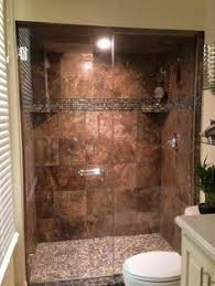 Small Bathroom Walk In Shower Designs 5 Amazing Glass Block Shower Designs With Personality Glass