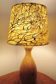 beautiful pedestal lamp shades 75 with additional coral colored