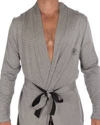 robe de chambre hommes lounge jersey dressing gown for l homme invisible s