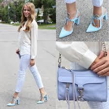 periwinkle blouse lavender blouse lookbook