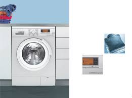 page 6 of siemens washer s16 79 user guide manualsonline com