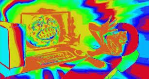 Psychedelic Meme - dank meme gif 2 gif images download