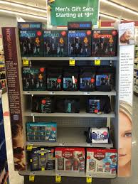 rite aid 11 10 13 men u0027s grooming special pack endcap holiday