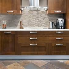 Peel And Stick Backsplash For Kitchen by Luxury Kitchen Ideas With Glass Peel Stick Backsplash Tile