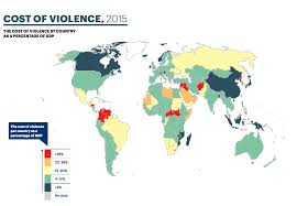 Cost To Build Report How Much Does Violence Really Cost Our Global Economy World
