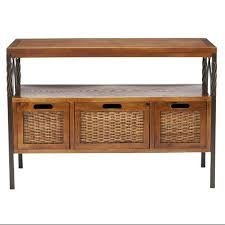 Pine Console Table Buy Safavieh Regan Pine Console Table In Red In Cheap Price On M