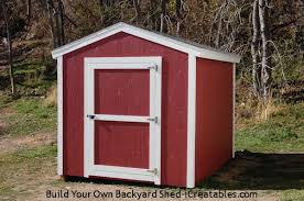 Plans To Build A Wooden Storage Shed shed plans how to build a shed icreatables