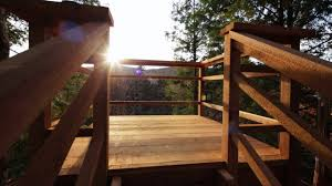 behind the build the coolest treehouse ever built youtube