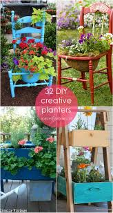 how to turn anything into a planter 32 creative diy planter