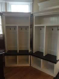Entryway Locker System Entryway Locker Storage Locker Perfect For Mudroom 77 X 68 Wide