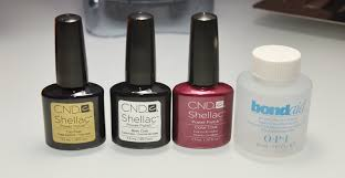 cnd shellac nail review warfieldfamily
