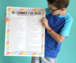 101 summer fun ideas that kids can do at home it u0027s always autumn