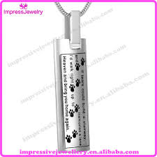 pet urn necklace compare prices on personalized pet urn online shopping buy low