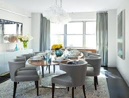 transitional dining table room beach style with word and symbol