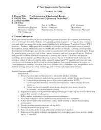 Cnc Operator Job Description For Resume by Cnc Machinist Resume Template Resume For Your Job Application