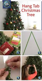 have a baby or toddler make a diy tree you can mount on the wall