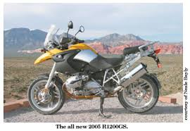 2005 bmw 1200gs july 2004 bike review 2005 bmw r1200gs