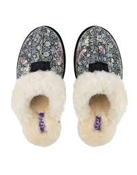 ugg scuffette slippers on sale ugg s scuffette liberty william morris print slippers