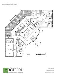 orthodontic office floor plans
